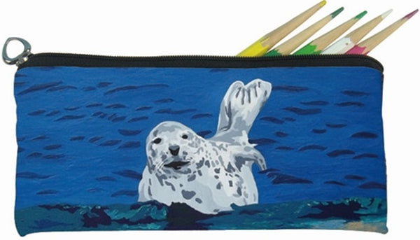 seal pencil bag