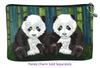 Panda Cubs Cosmetic Bag - Empyrean Counterparts
