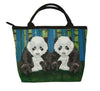 animal small tote bag