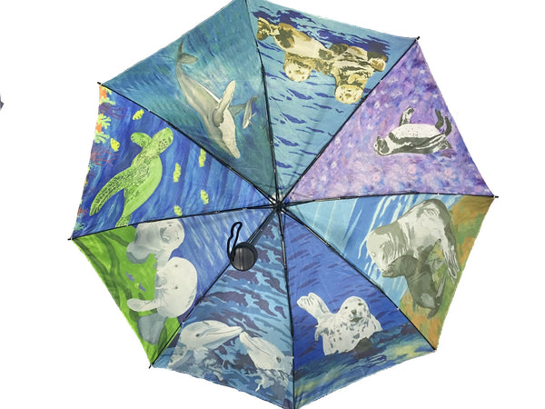 Ocean Animals Umbrella
