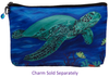 Sea Turtle Cosmetic Bag - Wisdom
