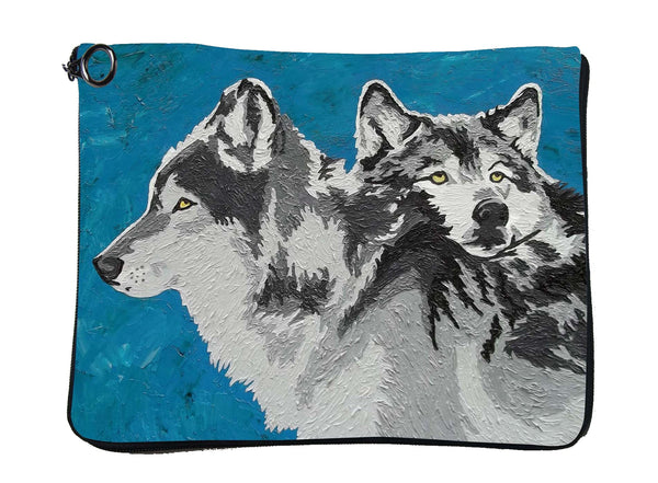 Wolf Cat Case- Spirited Pack
