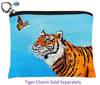 Tiger Change Purse- Wonder