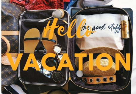 Top 6 Items to Take on Your Next Vacation