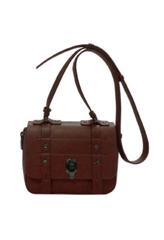 Sasha Cross Body Leather Bag