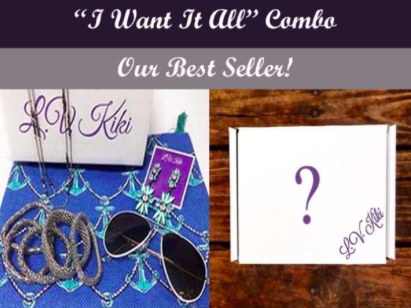 """I Want It All"" Gift Subscription"