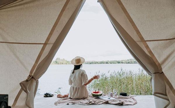 5 Must-Haves for Glamping - Green Beauty Style! | VERT beauty