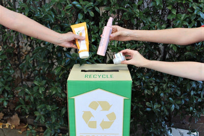 Recycle Your Empties at Vert with Terracycle