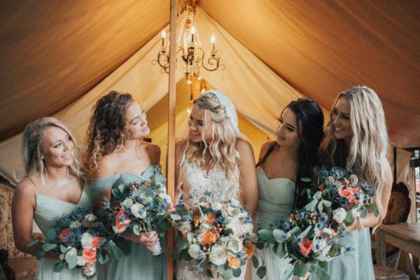 VERT Beauty Esthetician Ties The Knot with Elegant Boho Wedding in Lyons, Co | Vert Beauty