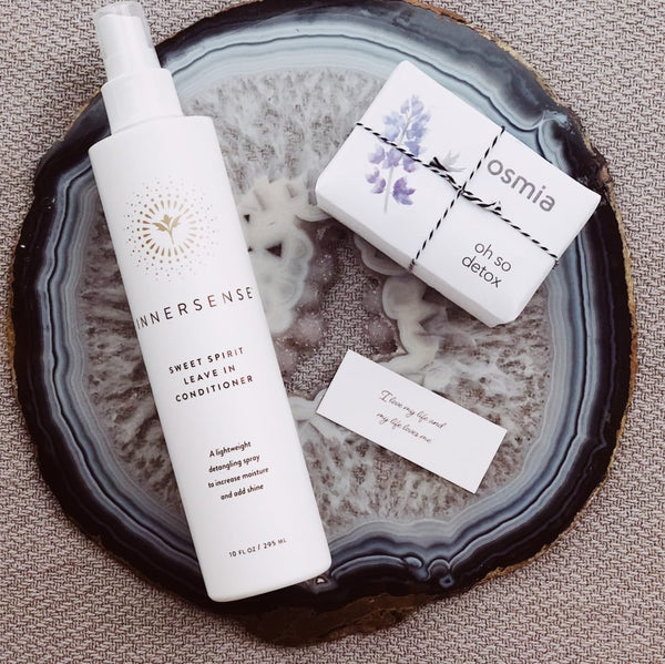 Wellness Ritual with Osmia & Innersense | VERT beauty