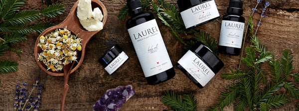 Why Laurel Whole Plant Organics is Top Shelf Green Beauty | VERT beauty