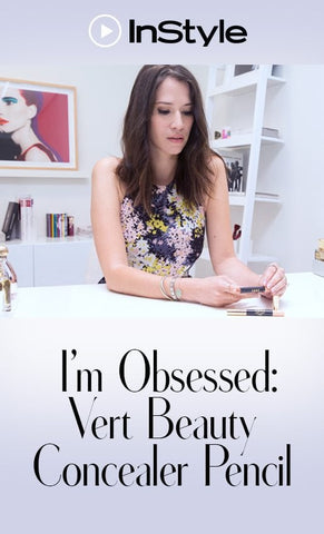 InStyle - I'm Obsessed: VERT beauty Concealer Pencil