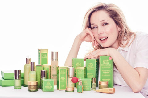 Tata Harper green beauty products