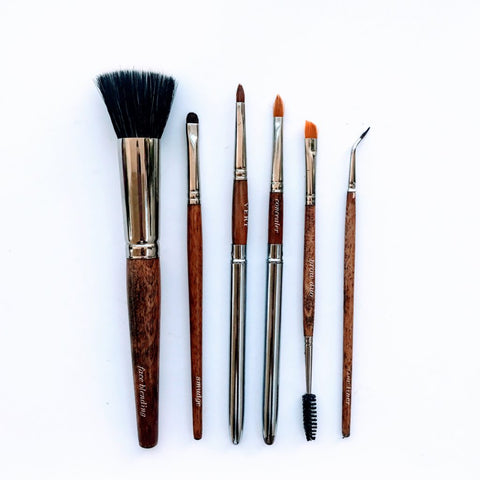 Vert Beauty Makeup Brushes - Liquids and Creams
