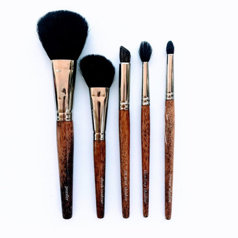 Vert Beauty Makeup Brushes - Powders and Contouring