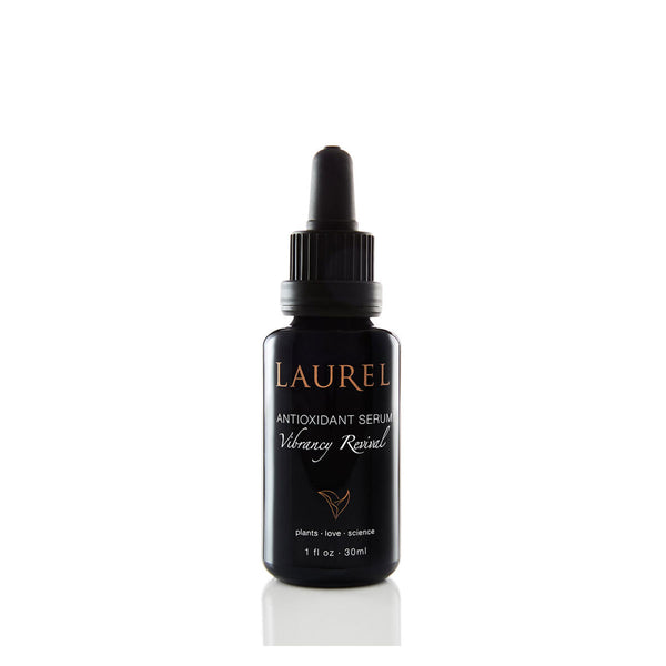Laurel Skin Antioxidant Serum Vibrancy Revival