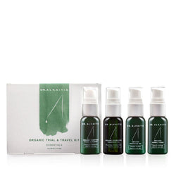 Dr. Alkaitis Trial & Travel Kit Essentials - VERT beauty Dr. AlkaitisSkincare