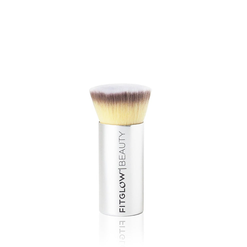 Fitglow Teddy Foundation Brush - VERT beauty FitglowMakeup