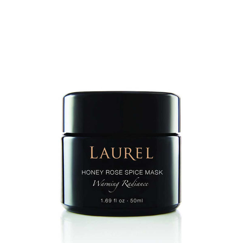 Honey Rose Spice Mask: Warming Radiance - Vert BeautyLaurelSkincare