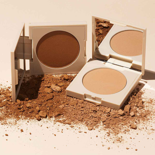 ILIA NightLite Bronzing Powder - VERT beautyILIAMakeup