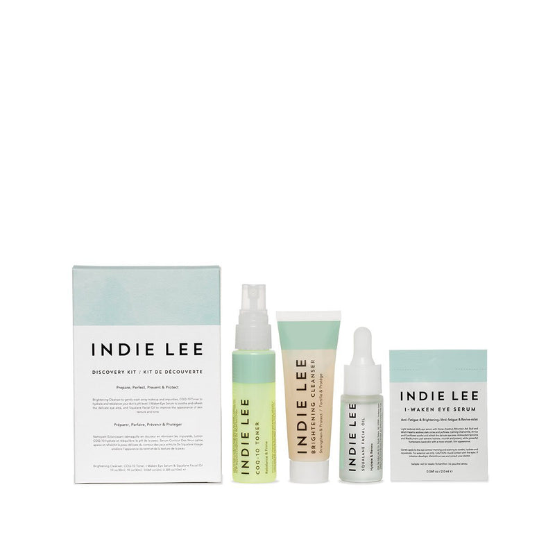 Indie Lee Discovery Kit - VERT beauty Indie LeeSkincare
