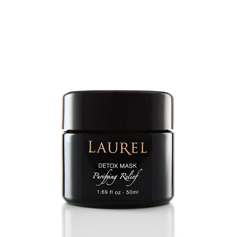 Laurel Skin Detox Mask Purifying Relief - VERT beautyLaurelSkincare