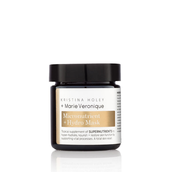 Marie Veronique Micronutrient + Hydro Mask - VERT beautyMarie VeroniqueSkincare