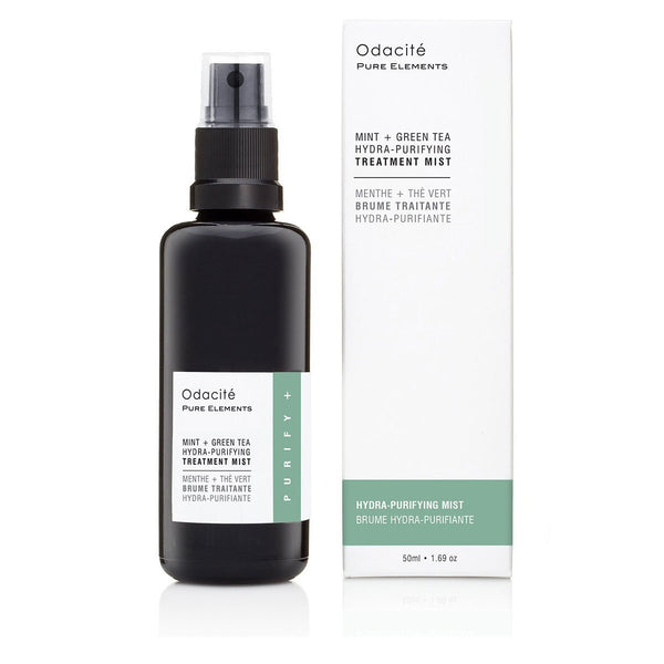 Odacité Mint + Green Tea Hydra-Purifying Treatment Mist - VERT beautyOdaciteSkincare
