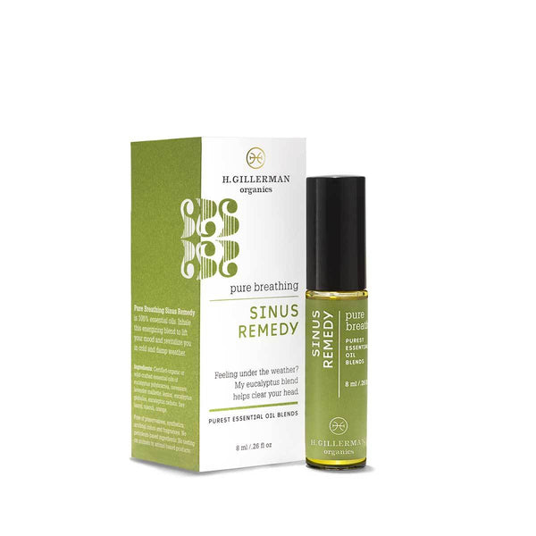 Pure Breathing Sinus Remedy - VERT beautyH. Gillerman OrganicsBody & Wellness