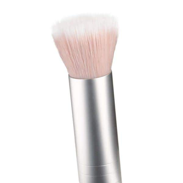 RMS Beauty Skin2Skin Blush Brush - VERT beauty RMS BeautyMakeup