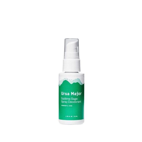 Ursa Major Sublime Sage Spray Deodorant - VERT beautyUrsa MajorBody