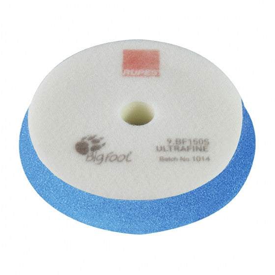 RUPES Blue Coarse Foam Polishing Pad 150mm/5-6
