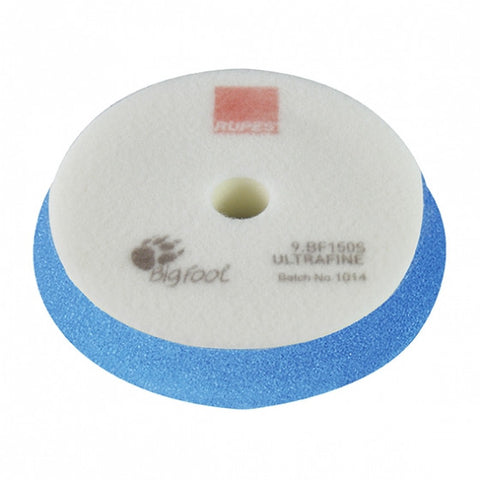 RUPES Blue Coarse Foam Polishing Pad 150mm/5-6""