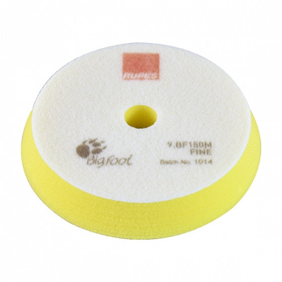 RUPES Fine Yellow Foam Pad 150mm/5-6