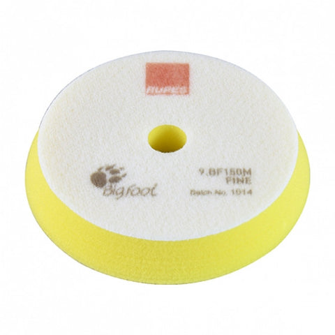 RUPES Fine Yellow Foam Pad 150mm/5-6""