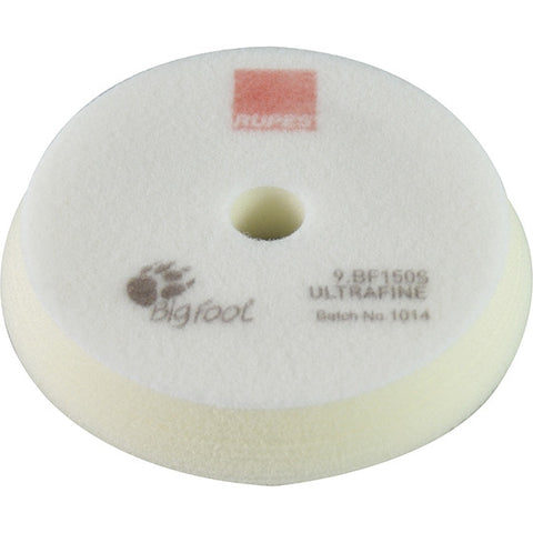 RUPES White UltraFine Foam Pad 150mm/5-6""