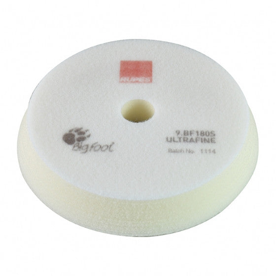 RUPES White UltraFine Foam Pad 180mm/6-7