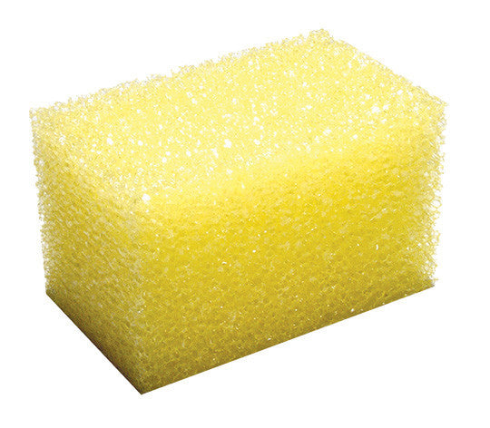 Yellow Bug Brick / Do All Scrubber