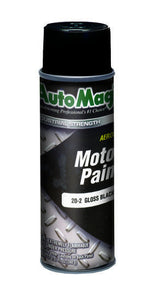 Auto Magic Gloss Black Motor Paint