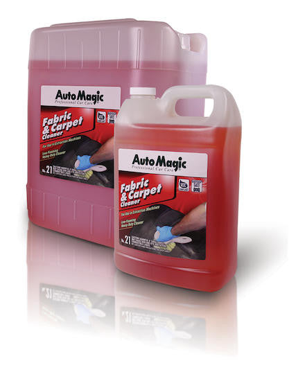 Auto Magic Fabric & Carpet Cleaner 21
