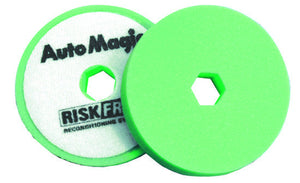 "Auto Magic 3"" Risk Free Final Wax™ Pad (Green)"