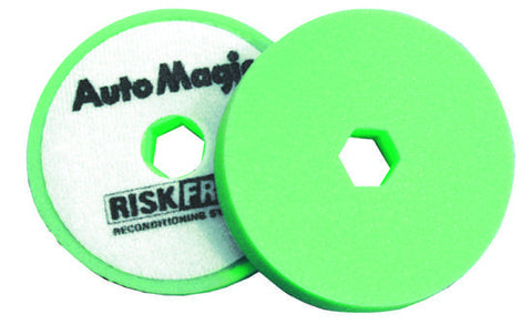Auto Magic Risk-Free Final Wax™ Pad (Green)