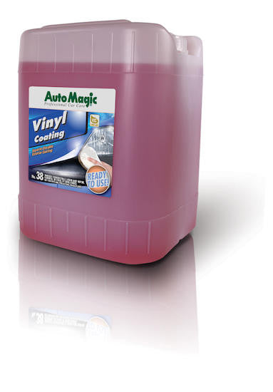 Auto MagicVinyl Coating 38  -- LOCAL PICK UP ONLY