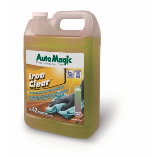Auto Magic Iron Clear Color 42