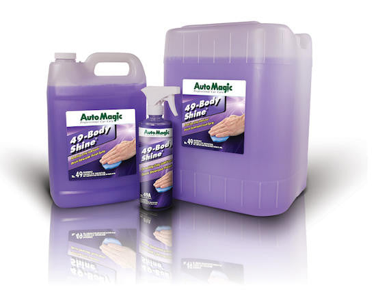 Auto Magic Body Shine® 49