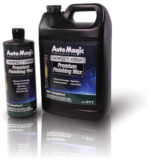 Auto Magic No. 501311 Finishing Wax