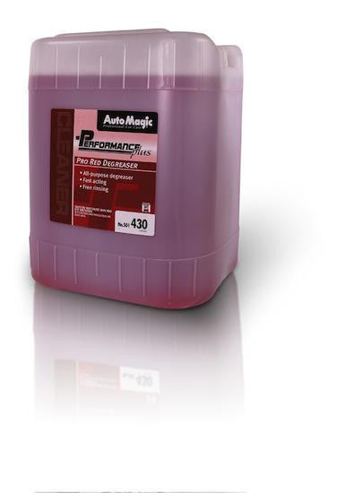 Performance Plus Pro Red Degreaser. -- LOCAL PICK UP / DELIVERY ONLY