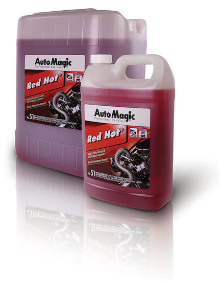 Auto Magic Red Hot® 51