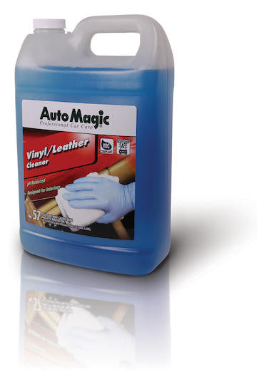 Auto Magic Vinyl/Leather Cleaner 57