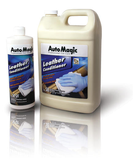 Auto Magic Leather Conditioner 58